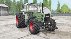 Fendt Farmer 300 LSA Turbomatik wheels selection для Farming Simulator 2017