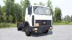 МАЗ-54324 для MudRunner