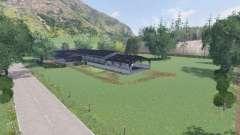 La Vallee Du Cantal v0.9.1 для Farming Simulator 2015