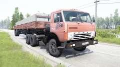КамАЗ-55102 для MudRunner