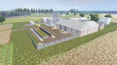 PL Wies для Farming Simulator 2013