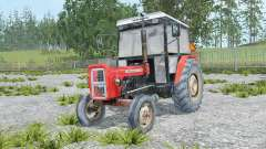 Ursus C-360 coral red для Farming Simulator 2015