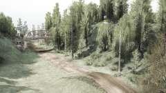 Forest Race для MudRunner