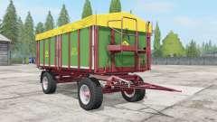 Strautmann SZK 1802-Ⱨ для Farming Simulator 2017