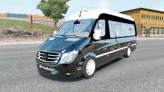 Mercedes-Benz Sprinter City (Br.906) 2017 для Euro Truck Simulator 2