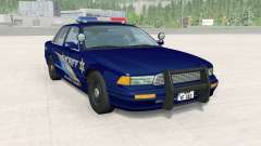 Gavril Grand Marshall Belasco Country Sheriff для BeamNG Drive