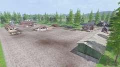 Paradise Hills v1.3.1 для Farming Simulator 2015