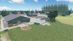 Holland Landscape для Farming Simulator 2015