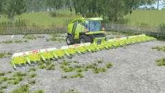 Krone BiG X 1100 june bud для Farming Simulator 2015