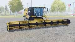 Claas Lexion 770 TerraTrac ronchi для Farming Simulator 2013