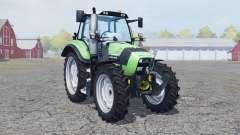 Deutz-Fahr Agrotron TTV 430 care wheels для Farming Simulator 2013