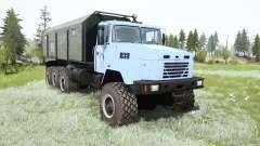 КрАЗ-7140Н6 Волк для MudRunner