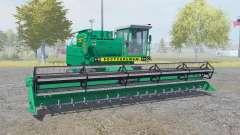 Дон-1500Б с приспособлениями для Farming Simulator 2013