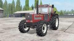 Fiatagri 180-90 Turbo ƊT для Farming Simulator 2017