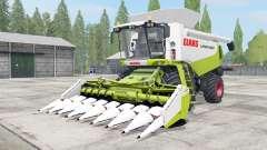 Claas Lexion 600 joystick animation для Farming Simulator 2017