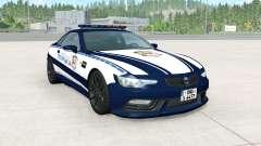 ETK K-Series Саобраћајна Полиција v1.0.2 для BeamNG Drive