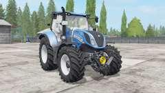 New Holland T6.140-160 для Farming Simulator 2017