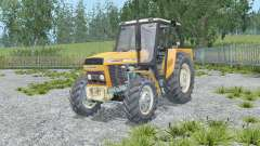 Ursus 1014 cream can для Farming Simulator 2015