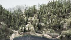 Silver Island для MudRunner