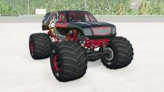 CRD Monster Truck v1.16 для BeamNG Drive
