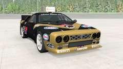 Lancia Rally Group B (SE037) для BeamNG Drive