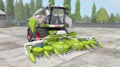 Claas Jaguar 900 pipe XL для Farming Simulator 2017