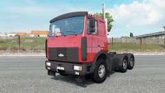 МАЗ-64226 v6.0 для Euro Truck Simulator 2