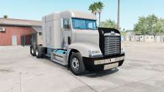 Freightliner FLD 120 Mid Roof для American Truck Simulator