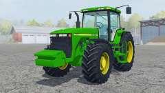 John Deere 8400 animated element для Farming Simulator 2013