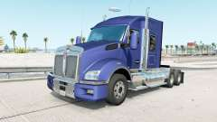 Kenworth T880 Mid Roof Sleeper v1.3 для American Truck Simulator