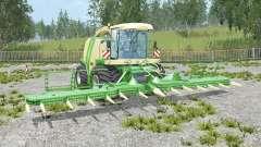 Krone BiG X 1100 grain hopper для Farming Simulator 2015