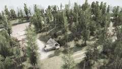 Дороги и лес для MudRunner