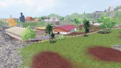 Madina Island для Farming Simulator 2015
