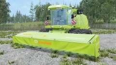 Krone BiG X 1100 highly modified для Farming Simulator 2015