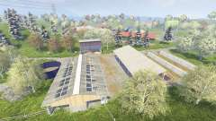 Toxenbach для Farming Simulator 2013