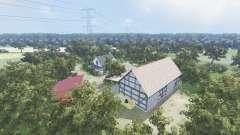Alt Nageldorf для Farming Simulator 2013