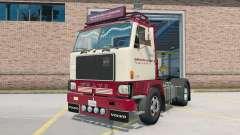 Volvo F88 Day Cab для American Truck Simulator