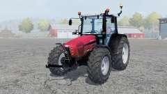 Same Explorer³ 105 fiery rose для Farming Simulator 2013