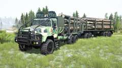 КрАЗ-260 для MudRunner