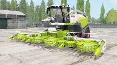 Claas Jaguar 900 TerraTrac для Farming Simulator 2017