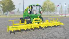 John Deere 7950i malachite для Farming Simulator 2013