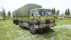 Tatra T815 VVN 20.235 6x6 для MudRunner