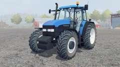 New Holland TM 115 для Farming Simulator 2013