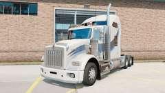 Kenworth Т800 AeroCab Sleeper для American Truck Simulator