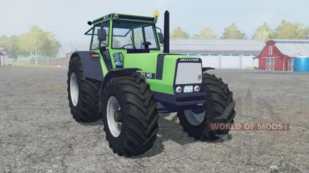 Deutz DX 145 для Farming Simulator 2013