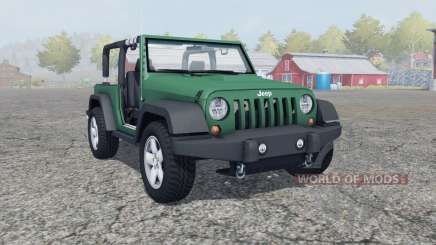 Jeep Wrangler (JK) для Farming Simulator 2013