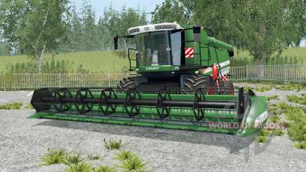 Fendt 9460 R lighting in the cabin для Farming Simulator 2015
