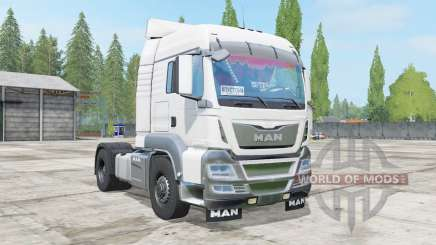 MAN TGS 4x2 для Farming Simulator 2017