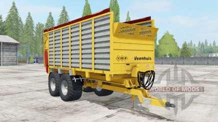 Veenhuis W400 bright Sun для Farming Simulator 2017