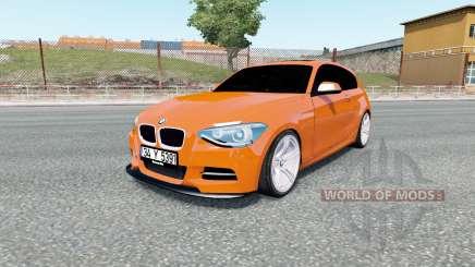 BMW M135i 3-door (F21) 2015 для Euro Truck Simulator 2